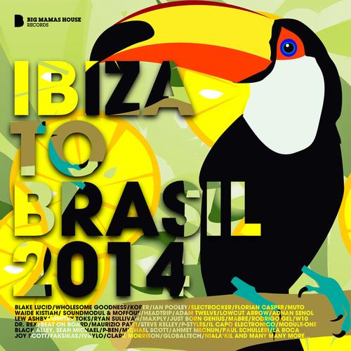 VA - Ibiza to Brasil 2014 (Deluxe Version) (2014)