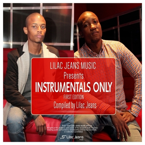 VA - Instrumentals Only (First Edition) (Compiled by Lilac Jeans) (2014)