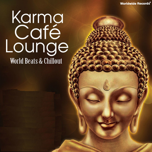 VA - Karma Cafe Lounge (2014)