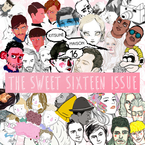 VA - Kitsune Maison Compilation 16 The Sweet Sixteen Issue (Deluxe Edition) (2014)