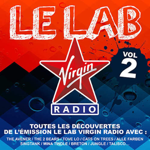 VA - Le Lab Virgin Radio, vol. 2 (Toutes les decouvertes de l'emission Le Lab Virgin Radio) (2014)