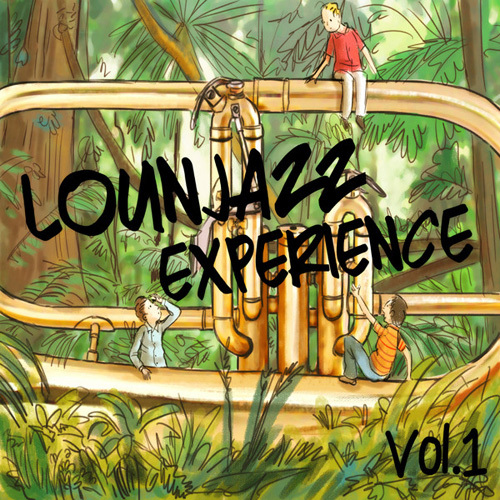VA - Lounjazz Experience, Vol. 1 (2014)