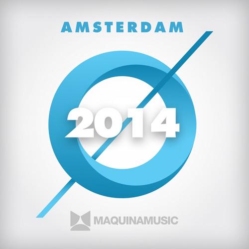 VA - Maquina Music Amsterdam 2014 (2014)