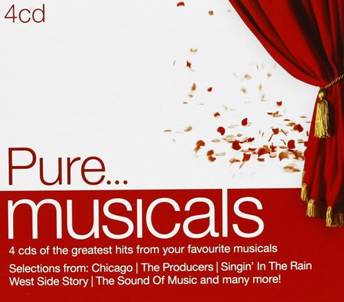 VA - Pure... Musicals (2013)