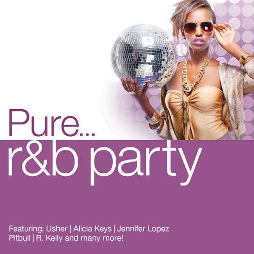 VA - Pure... R&B Party (2013)