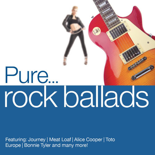 VA - Pure... Rock Ballads (2013)