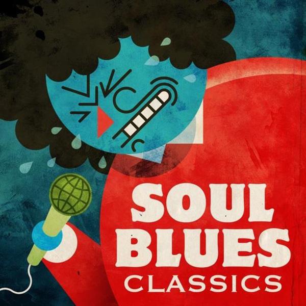 VA - Soul Blues Classics (2014)
