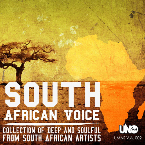VA - South African Voice (Collection of Deep and Soulful from South African Artists) (2014)