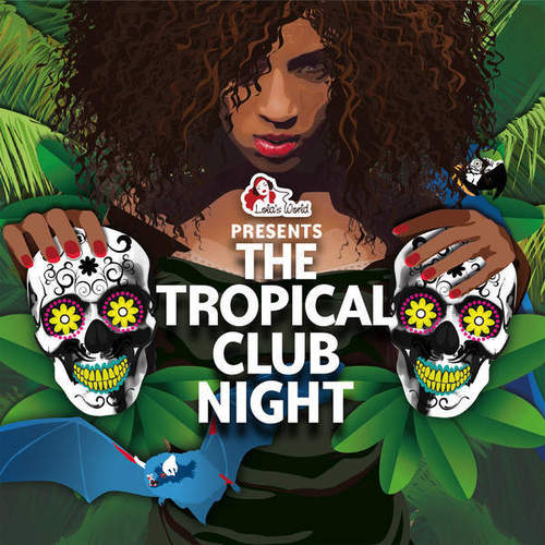 VA - The Tropical Club Night (2014) [320 kbps]