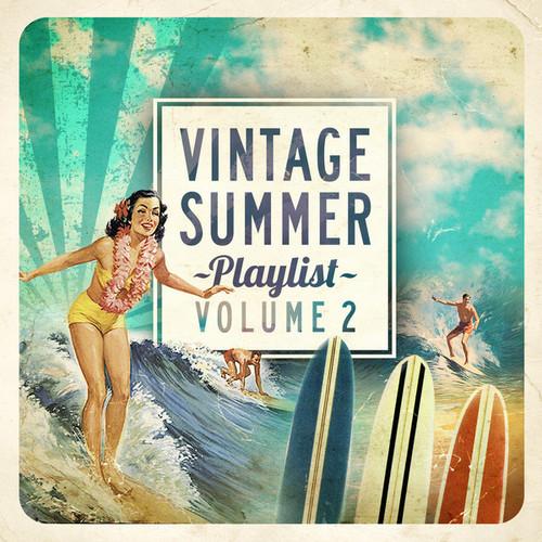 VA - Vintage Summer Playlist, Vol.2 (2014)