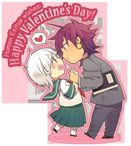 Happy Valentine's Day 2015 Valen2eucd