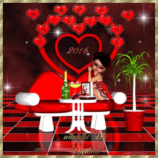 Schönen Valentinstag. Viele Liebe Knuddels Sendet Dir Dietlind. An Den  Beitrag Angehängtes Bild: Http://abload.de/img/
