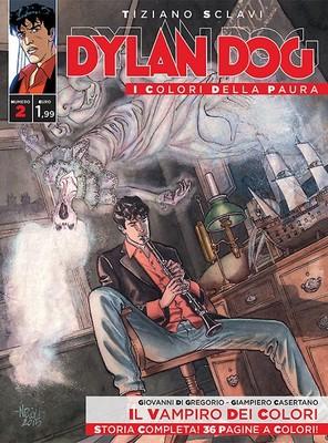 Dylan Dog i colori della paura 02 - Il Vampiro dei Colori (2015)