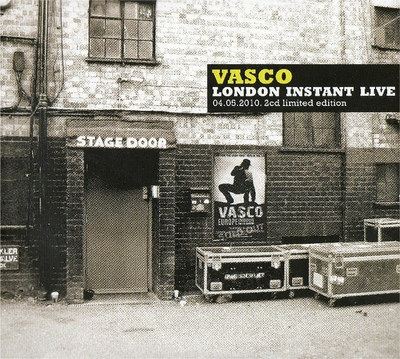 Vasco Rossi - Vasco London Instant Live 04.05.2010 (2010).Mp3 - 320Kbps