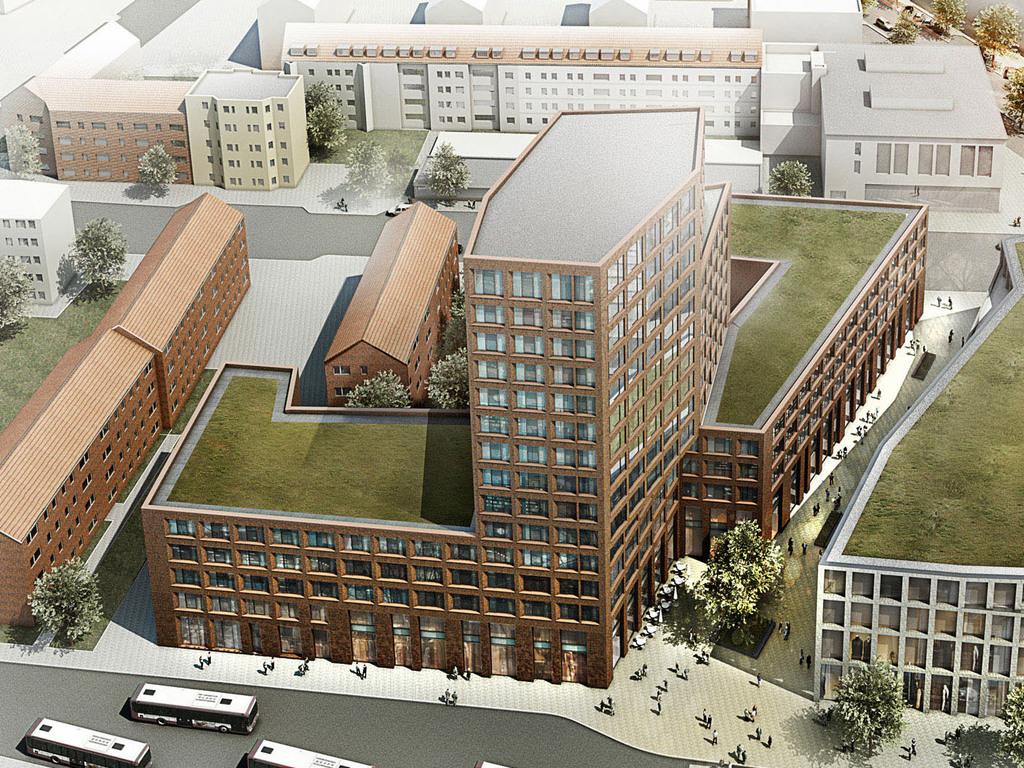 Hamburg projects construction page 41 skyscrapercity - Apb architekten ...