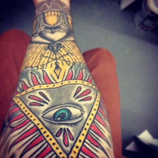 Nietypowe tatuaże #4 17
