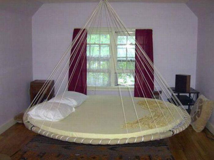 Najdziwniejsze łóżka 11