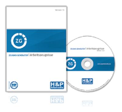 H&P Infomedia Zeugnis-Generator v12.00