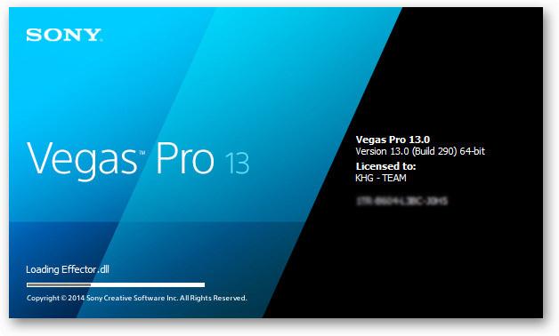 скачать крякнутый Sony Vegas Pro 13 - фото 11