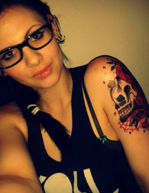Dziewczyny z tatuażami #6 29