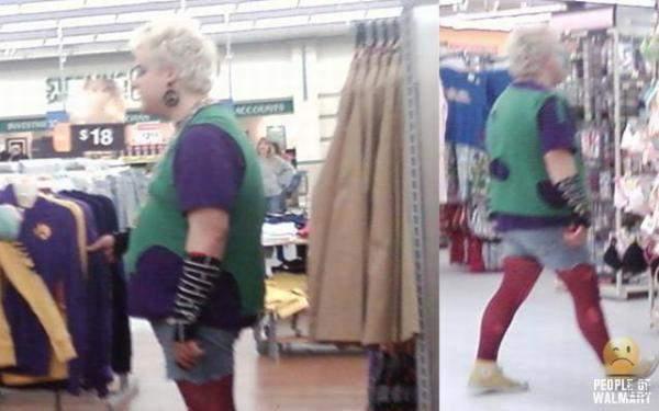 Moda w stylu Walmart 13