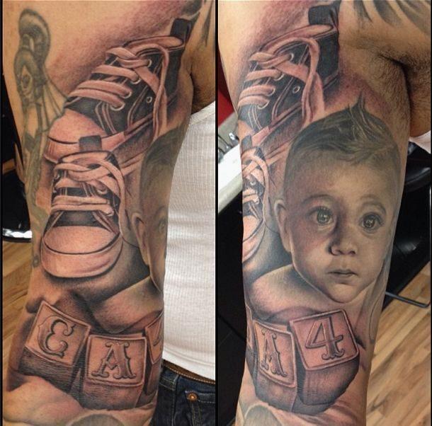 Realistyczne tatuaże #3 30