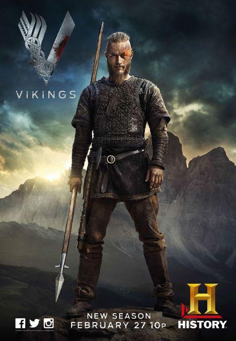 Vikings S02E07 (Türkçe Altyazı) HDTV x264 & 720p Tek Link indir