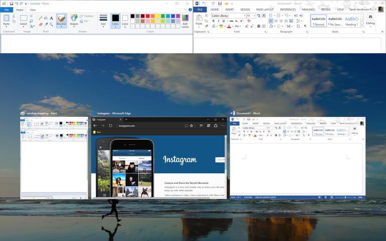 Windows 10'a Yeni Eklenen Klavye K�sayollar�