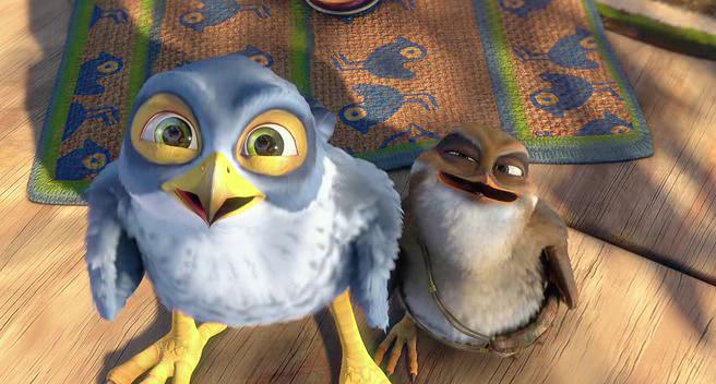 Kuşlar Şehrinde Macera Ekran Görüntüsü 2