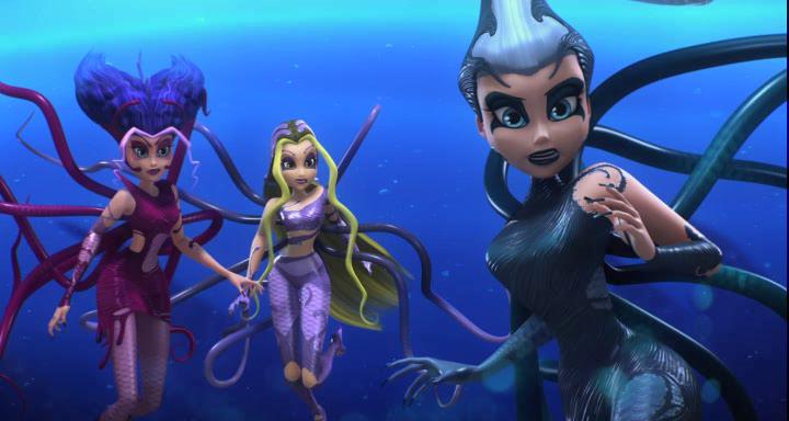 Winx Club: Okyanusun Gizemi Ekran Görüntüsü 2