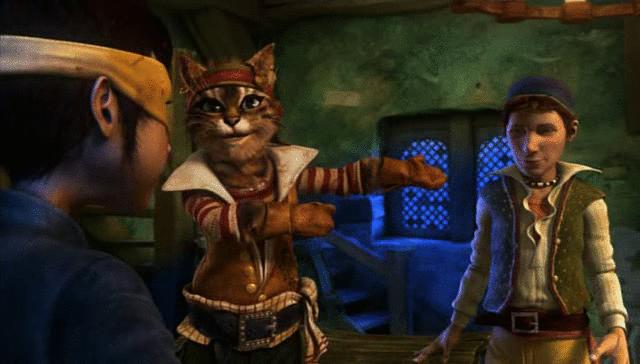 Çizmeli Kedi Ekran Görüntüsü 2