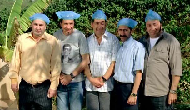 Maskeli Beşler 3: Kıbrıs Ekran Görüntüsü 1