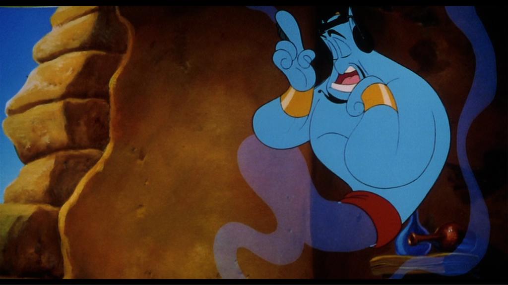 Aladdin e il Re Dei Ladri (1995).Dvd5 Custom - ITA
