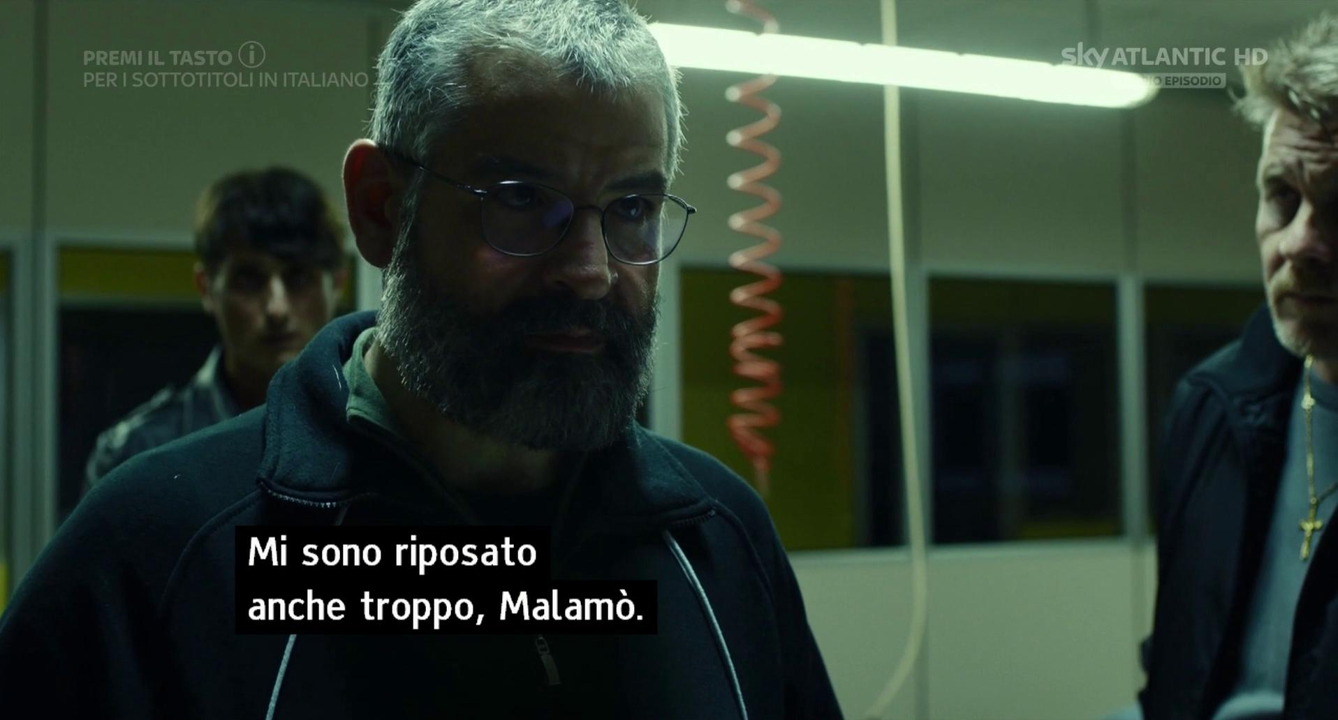 Gomorra - La Serie - Stagione 2 (2016) (Completa) HDTVRip 1080P ITA AC3  x264 mkv Hardsubbed