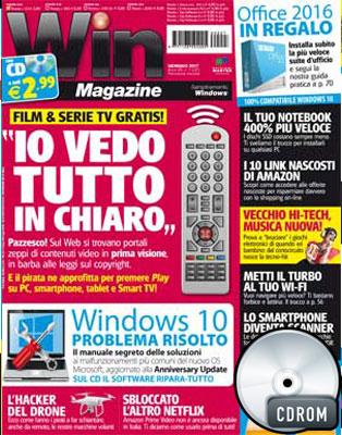 Win Magazine Italia N. 227 - Gennaio 2017 [CD-ROM]