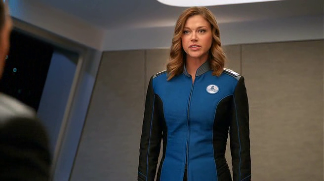 The Orville - Stagione 1 (2018) (6/12) DLMux ITA ENG MP3 Avi