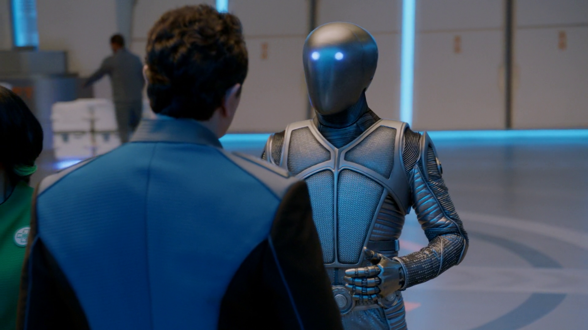 The Orville - Stagione 1 (2018) (1/12) DLMux 1080P ITA ENG AC3 H264 mkv