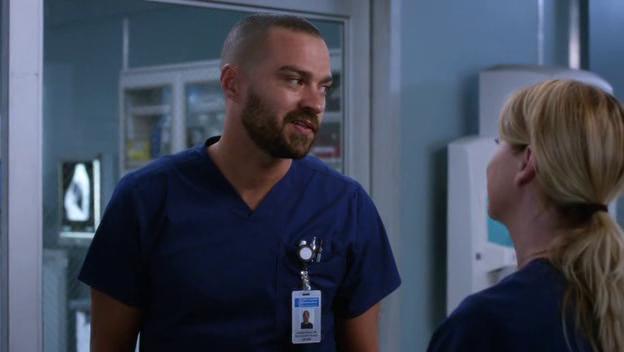 Grey's Anatomy - Stagione 15 (2018) (8/24) WEBMux ITA MP3 Avi