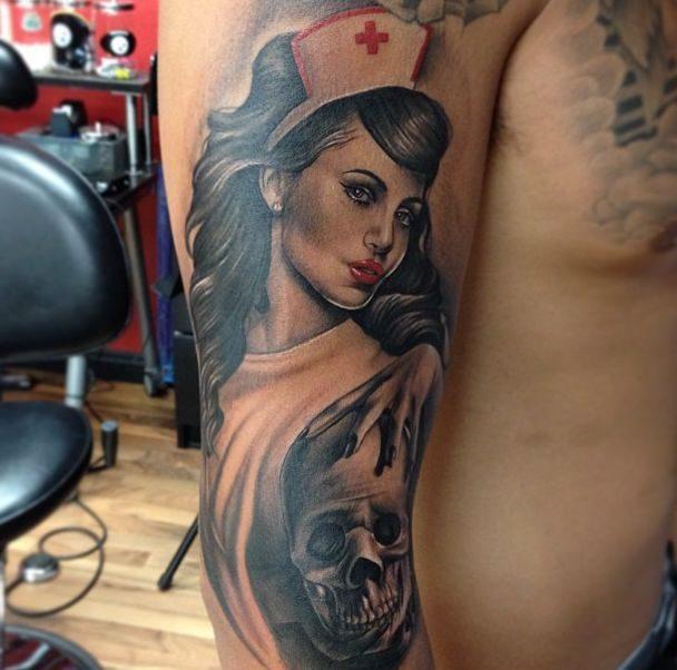 Realistyczne tatuaże #3 37
