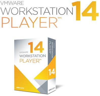 download VMware Workstation Player v14.1.3 Build 9474260 (x64)