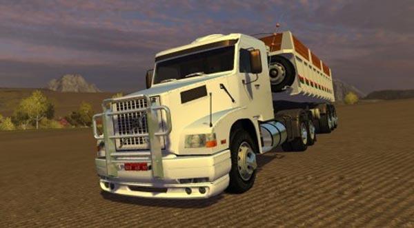 Volvo NL 12 + Trailer v 2.0