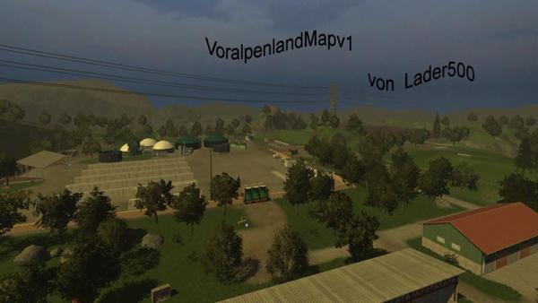 Voralpenland v1.0