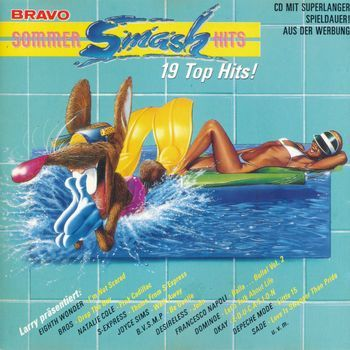 VA - Bravo Sommer Smash Hits (1988)