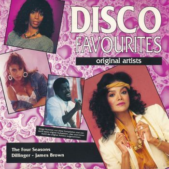 VA - Disco Favourites (1992)