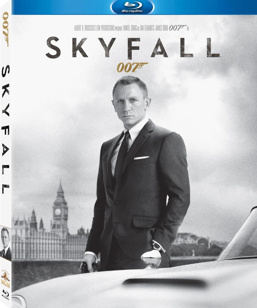 Skyfall film indir