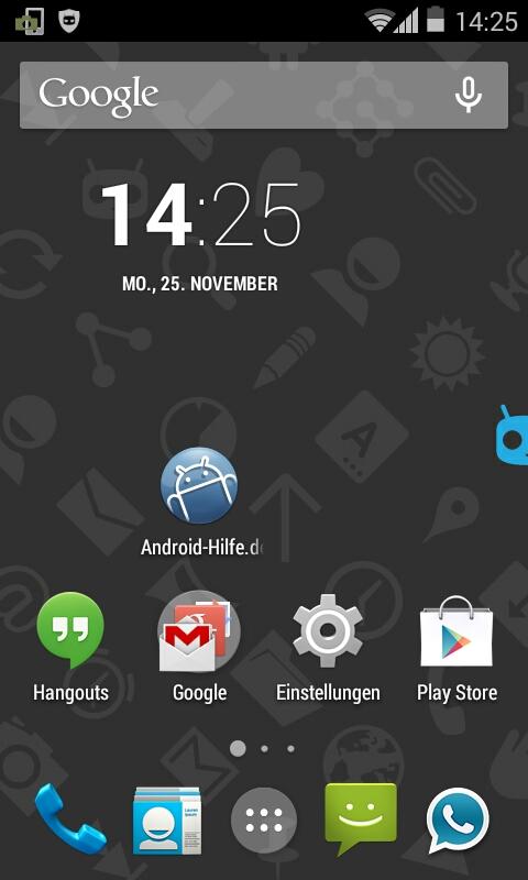 Прошивку Cyanogenmod 11 Os 4 4