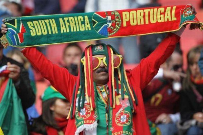 Zakręceni kibice z Mistrzostw Świata 2010 29