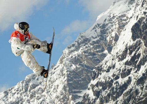 Snowboarding 22
