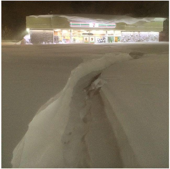 Śnieżyce w USA 15
