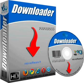 VSO-Downloader Ultimate 5.0.1.51 Multilanguage inkl.German